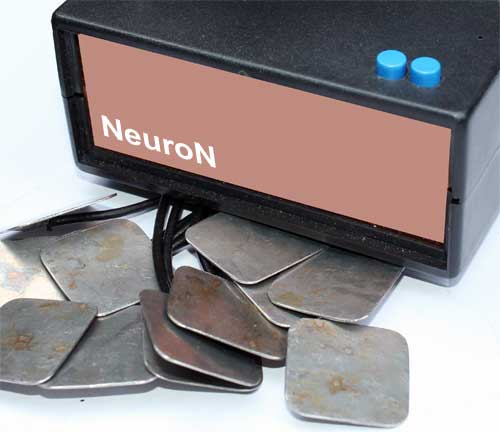 Neurotherapy device - NeuroN.