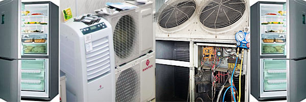 Refrigerators and Air Conditioners - Repair