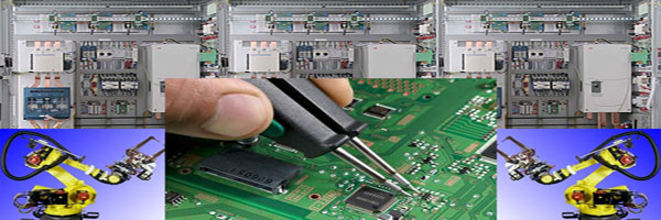 Industrial electronics - repair